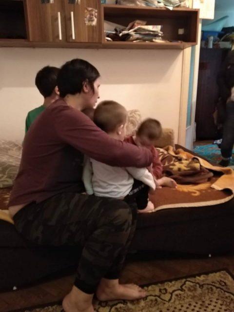 ajutor pt femei singure cu copii caut amant bač