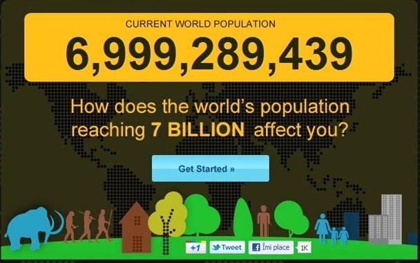explozie demografica