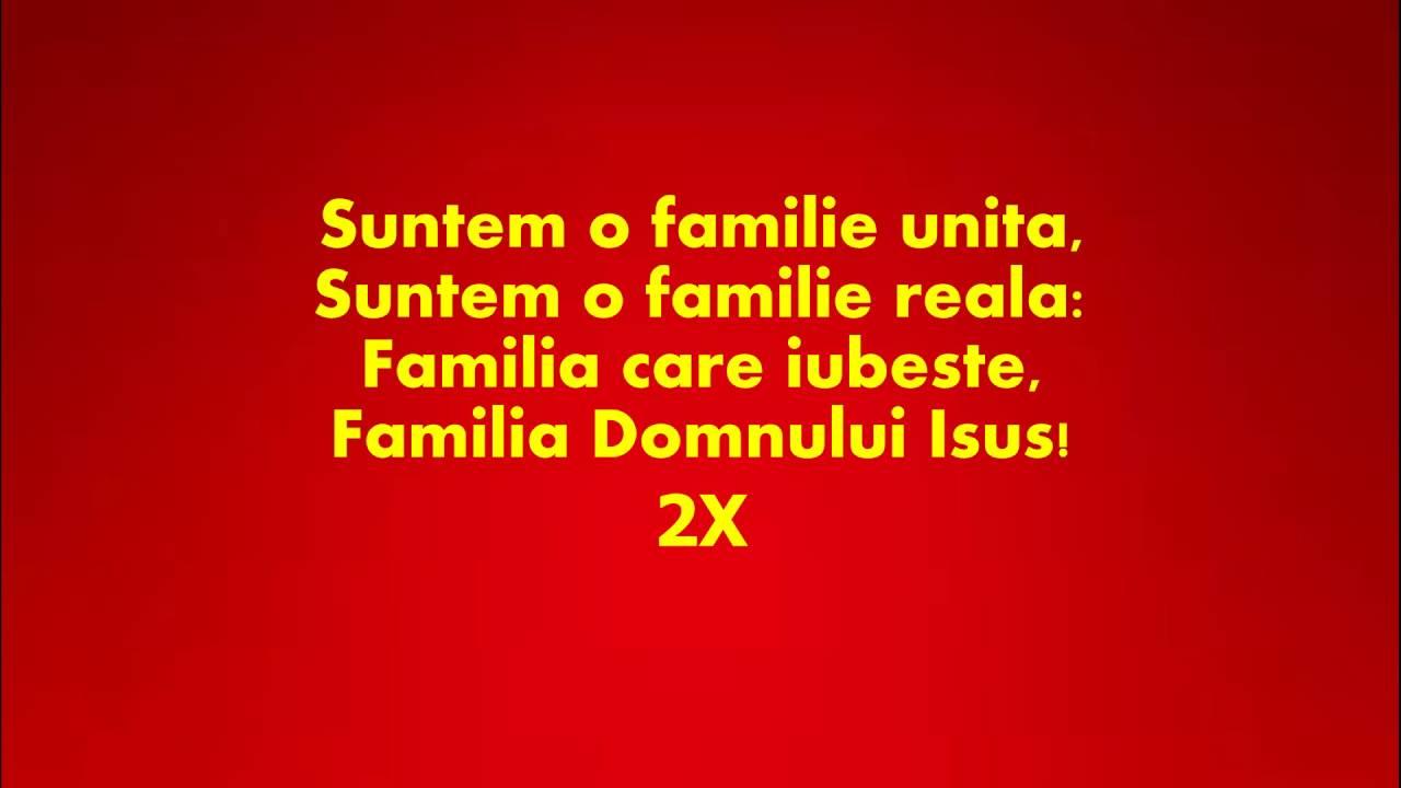 ce este o familie)