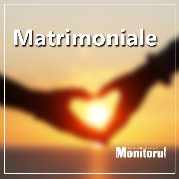 Anunturi gratuite Matrimoniale cereri si oferte Barbat cauta Femeie