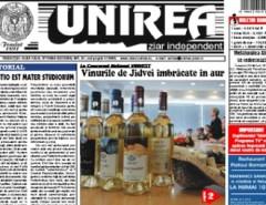 ziarul unirea | stiri alba)