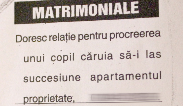Anunturi Matrimoniale Constanta - iristarmed.ro